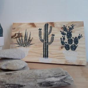 cactus planche
